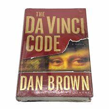 Da Vinci Code - Hardcover By Dan Brown - New