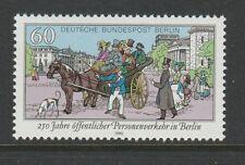 Germany Berlin 1990 Public Transport SG B837 MNH