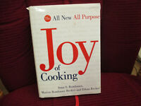 The All New All Purpose JOY OF COOKING  1997 HC/DJ Cover