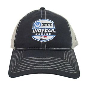 NTT INDYCAR Series Trucker 9TWENTY New Era Cap Snapback Hat Indy 500