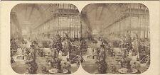 Crystal Palace London Royaume-Uni UK Vintage albumen ca 1860