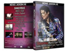 Michael Jackson : Dangerous Tour Live In Wembley DVD