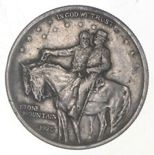 Stonewall Jackson - 1925 - STONE MOUNTAIN - US Commemorative Half Dollar