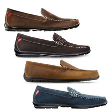 Nuevo hombres Zapatos Footjoy antes de temporada Club Casuals-Elegir Color, Tamaño & Ancho!