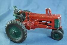 Very Early 1947 ERTL 1:20 Scale Sand-Cast John Deere Tractor Model A repainted