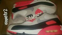Nike Air Max 90 Infrared 2010 Size 12 325018-107