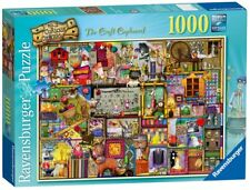 Ravensburger Puzzle - Colin Thompson - The Craft Cupboard - 1000 Pcs - 19412