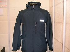 Le Coq Sportif Crombie Hooded Jacket Size UK Large Mens