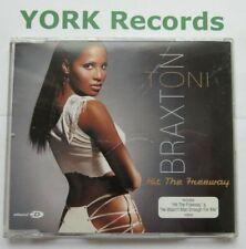 TONI BRAXTON - Hit The Freeway - Excellent Condition CD Single Arista
