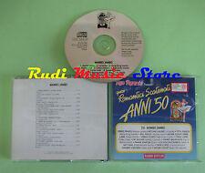 CD ROMANTICI SCATENATI 50 2A MAMBO JAMBO compilation 1994 HALEY PUENTE (C27)