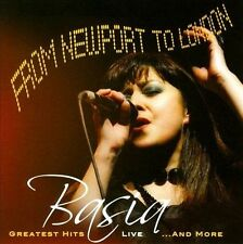 From Newport To London Greatest Hits Live...And More by Basia