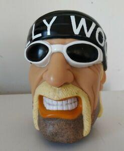 Vintage 1999 WCW NWO Headslammers Hollywood Hulk Hogan Beverage Mug Betras USA