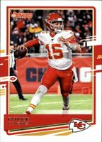 2020 Donruss Football Base - Complete your Set - Pick Your Card Veterans Rookies