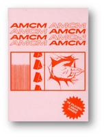 Amcm Logo Puente 2019 By Enigma Cards Póquer Juego de Cartas Cardistry