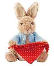 Beatrix Potter / Gund Peek a Boo Peter Rabbit 27 Cm's Sitting