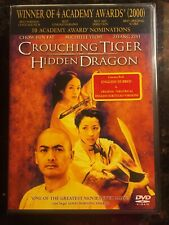 Crouching Tiger, Hidden Dragon (Dvd, 2001, Special Edition) Brand New