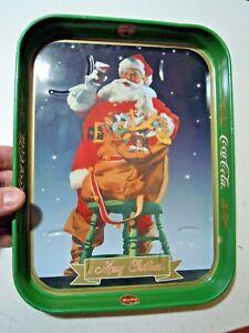VASSOIO COCA-COLA COCACOLA COKE - MERRY CHRISTMAS -