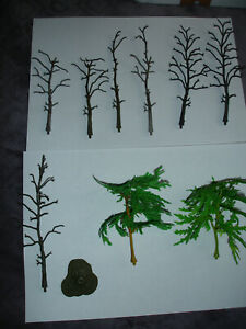 Britains trees various parts or repair