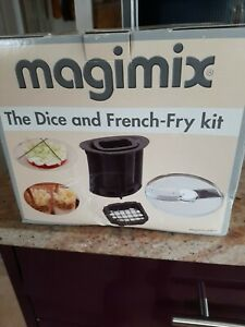Magimix The Dice And French Fry Kit Model 17639