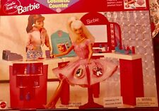 Barbie Playset: Cosmetic Counter 1997 #67723 Very Rare! Nrfb