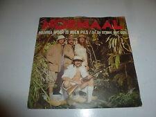 """NORMAAL - Mamma Woar Is Mien Pils - Dutch 1981 2-track 7"""" Juke Box Vinyl Single"""