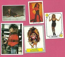 Tina Turner FAB Card Collection A