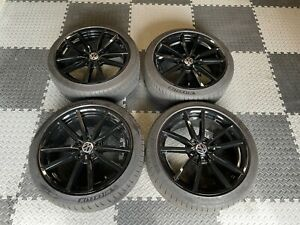 "VW Pretoria Style 18"" Alloys & Michelin PS4 Tyres, 5x112, Golf R, GTI, GTD"