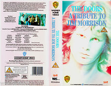 """VHS - """" The DOORS - A Tribute to Jim MORRISON """""""