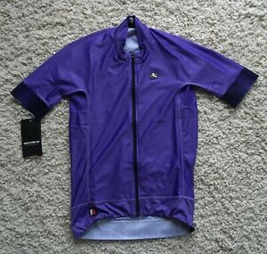 Giordana FRC PRO Ladies S/S Cycling  Jersey Small UK 8 Ultra Violet Ref:CF88