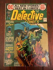DETECTIVE #425 1972 Batman Dark Knight JLA Silver Age DC Comics Wrightson cvr