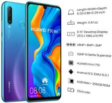 HUAWEI P30 Lite 256 GB FHD Dewdrop Display Smartphone with MP AI Ultra