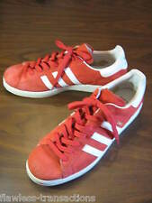 ADIDAS CAMPUS ll ORIGINALS With Trefoil Red Basketball Shoes Size Mens 13 NICE