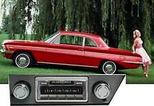 USA-630 II* 300 watt '62-64 Olds Cutlass, 442 AM FM Stereo Radio iPod USB Aux