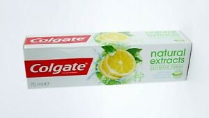 Colgate Tooth Paste Natural Extract