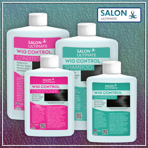 Salon Ultimate Wig Shampoo & Conditioner for Human And Synthetic Wig 100/250ml