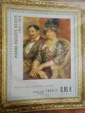FRANCE 2009, timbre 4406, ART, TABLEAU RENOIR, PAINTING, neuf** MNH