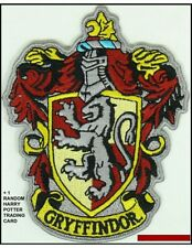 Harry Potter Gryffindor Hogwarts Patch High Quality Highest Rated Seller tracked