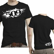 509  CLOTHING APPAREL  - PAINTED  T-SHIRT - 2X LARGE    #  509-17184