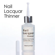 20ml Born Pretty Professional Nail Art Polish Lacquer Varnish Thinner Treatment