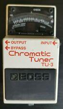 Boss TU-3 Chromatic Tuner- Très bon état