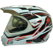 Viper Rs-v188 Stream DVS Enduro ATV Quad MX Motorcycle Motocross Helmet Red XS