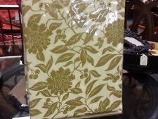 NIP-NEW-Lauren-Ralph Lauren-Pineview-Cream & Gold-Tablecloth-60 X 84-Holiday!