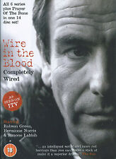 Wire in the Blood : Complete Series + Prayer of the Bone (14 DVD)