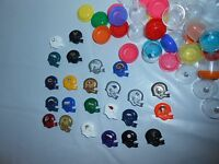 1 RARE NFL FOOTBALL GUMBALL MACHINE MINI HELMET MAGNET YOU CHOOSE TEAM + BONUS