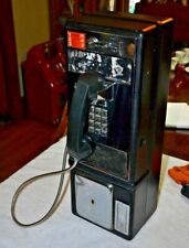 CLASSIC Vintage Western Electric Payphone Pay Phone