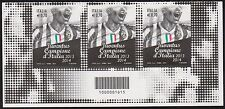 2014 - Italia   Juventus  **  codice a barre in terzina