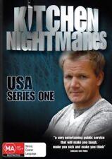 Ramsay's Kitchen Nightmares - USA : Series 1 (DVD, 2008, 3-Disc Set)