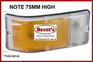 FRONT RH INDICATOR LAMP ASSY DAIHATSU DELTA 1979-1984 V10 V1 V20 V24 V25 V30 V90