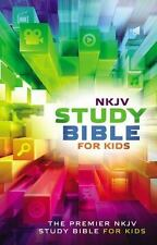 NKJV Study Bible for Kids : The Premiere NKJV Study Bible for Kids (2015,...
