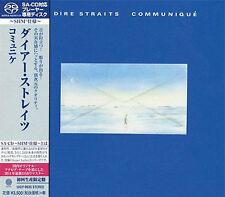 UNIVERSAL   Dire Straits - Communique SHM SACD NEU Japan